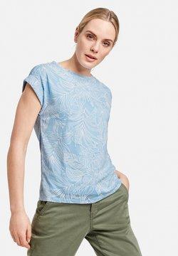 Taifun - T-Shirt print - blue heaven