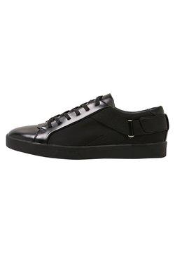Calvin Klein - ITALO 2 - Sneakers laag - black
