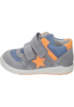 Pepino - Sneaker low - graphit    jeans   orange