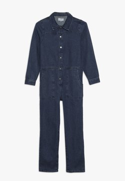 Kids ONLY - KONFIE WORKER - Combinaison - medium blue denim