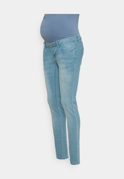 Supermom - LIGHT BLUE - Jeans Skinny Fit - light blue denim