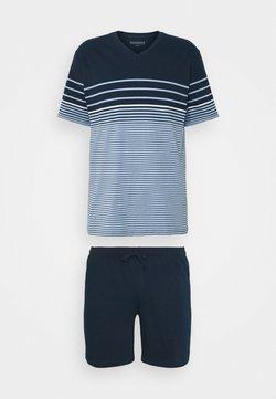 Schiesser - SET - Pyjama - hellblau