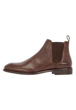 Bianco - DRESS CHELSEA - Støvletter - dark brown