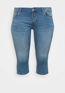 Vero Moda Curve - VMSEVEN  - Skinny-Farkut - light blue denim