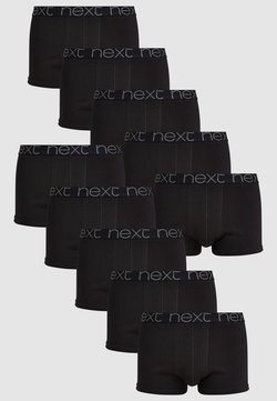 Next - HIPSTERS TEN PACK - Shorty - black