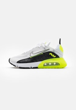 Nike Sportswear - AIR MAX 2090 - Baskets basses - white/cool grey/volt/black