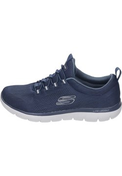 Skechers - Sneaker low - blau