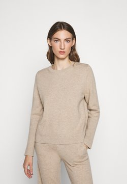 CHINTI & PARKER - THE BOXY - Strickpullover - oatmeal