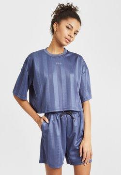 Fila - T-Shirt print - crown blue