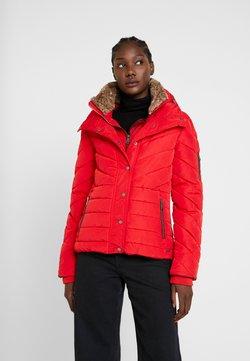 TOM TAILOR - Winterjacke - brilliant red