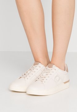 Coach - Trainers - chalk/taupe