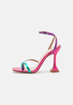 BEBO - TREVIAH - Sandalias de dedo - pink