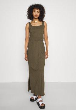Vero Moda - VMADAREBECCA ANKLE DRESS - Maxikleid - ivy green