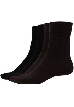 Marc O'Polo - 4-PACK - Socken - braun
