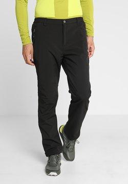 Regatta - GEO Softshell II - Pantalones montañeros largos - black