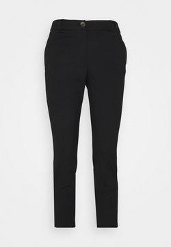ONLY Petite - ONLADENA VIKE SLIM CIGARETTE - Pantalon classique - black
