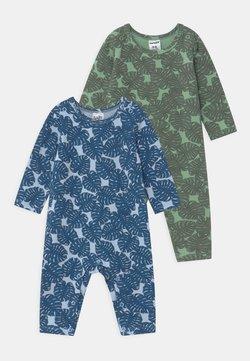 Cotton On - SNAP ROMPER UNISEX 2 PACK  - Pyjama - multi-coloured