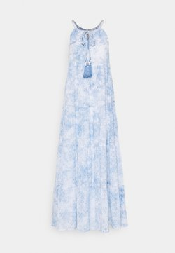 Derhy - SUNLIGHT DRESS - Maxiklänning - blue