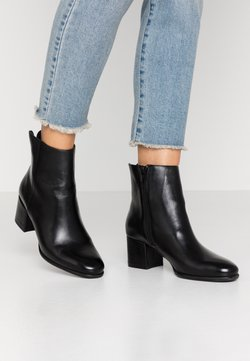 Anna Field - LEATHER BOOTIES - Stiefelette - black