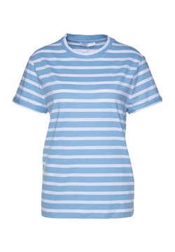 BOSS CASUAL - T-Shirt print - blue