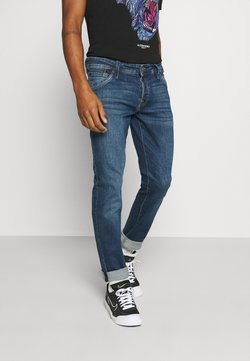 Jack & Jones - JJIGLENN JJFOX AGI NOOS - Jean slim - blue denim