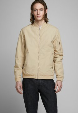Jack & Jones - JERUSH - Giubbotto Bomber - safari