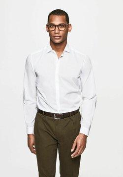 Hackett London - POPLIN - Hemd - white