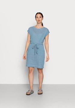 Esprit - DRESS  - Jerseykleid - bright blue
