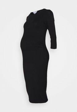 Dorothy Perkins Maternity - Jerseyklänning - black