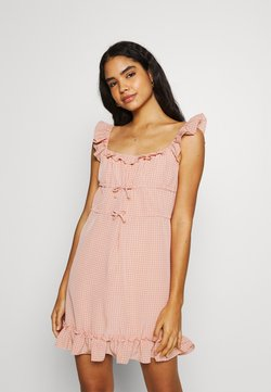 Fashion Union - ALICIA DRESS - Vapaa-ajan mekko - multi