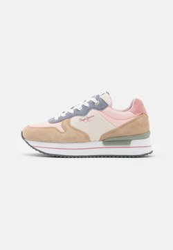 Pepe Jeans - RUSPER YOUNG - Sneaker low - pale pink