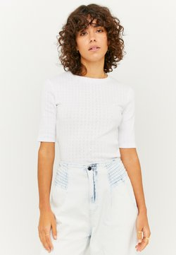 TALLY WEiJL - T-Shirt print - white