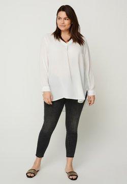 Zizzi - Langarmshirt - off-white