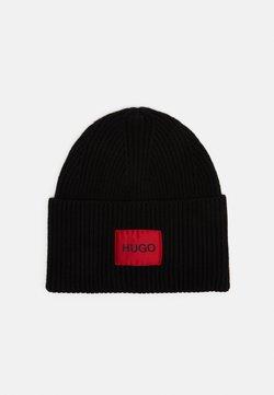 HUGO - XAFF UNISEX - Berretto - black