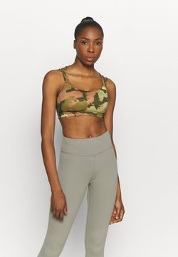 GAP - ECLIPSE STRAPPY BACK - Urheiluliivit - olive