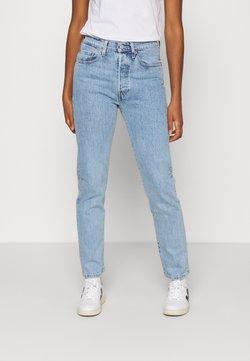 Levi's® - 501® CROP - Slim fit jeans - tango surge