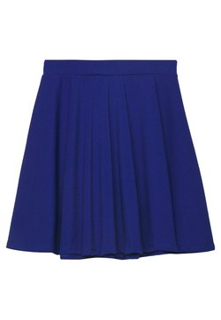 WAL G. - SKATER SKIRT - A-Linien-Rock - electric blue
