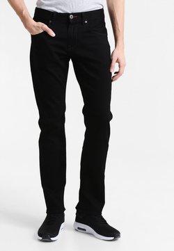 Tommy Hilfiger - DENTON - Jeans Straight Leg - clean black