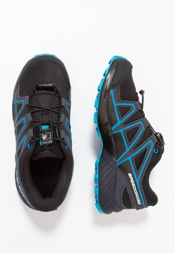 Salomon - SPEEDCROSS - Hikingschuh - black/graphite/hawaiian