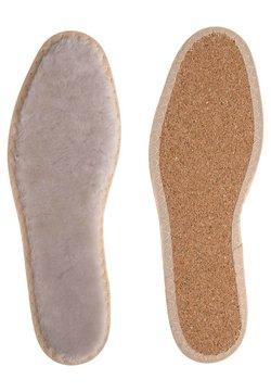 Pedag - Schuhsohle/Fußbett - Lammfell mit Korkboden