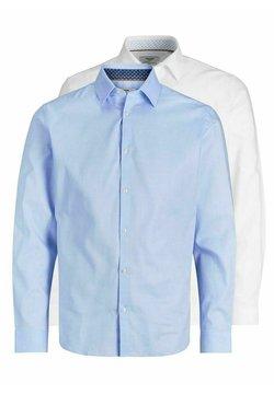 Jack & Jones PREMIUM - 2PACK  - Businesshemd - light blue
