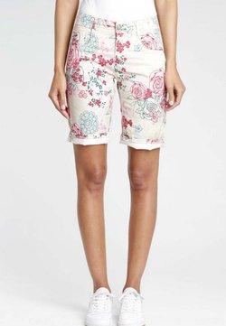 Gang - AMELIE - Shorts - nippon cotton white