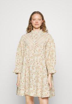 byTiMo - SHIFT DRESS - Kjole - hazel
