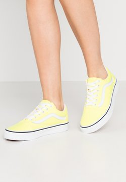 Vans - OLD SKOOL - Trainers - lemon tonic/true white