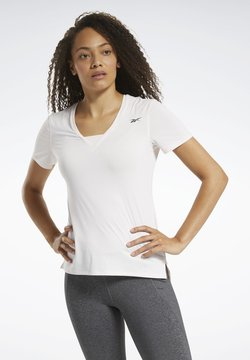 Reebok - ACTIVCHILL ATHLETIC T-SHIRT - T-Shirt basic - pink