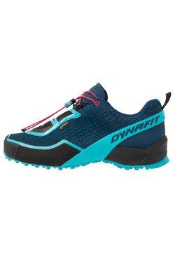 Dynafit - SPEED MTN GTX - Zapatillas de trail running - poseidon/silvretta