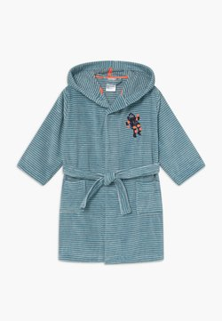 Sanetta - KIDS BATHROBE - Bademantel - petrol