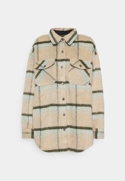 Cotton On - ELYSE SHACKET - Summer jacket - mint check