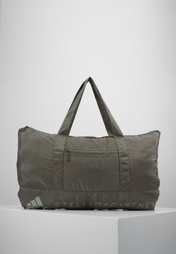 adidas by Stella McCartney - LARGE TOTE - Sporttasche - grey/brown