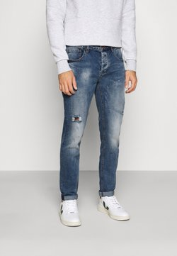 Gianni Lupo - SLIM FIT - Jean slim - blue denim